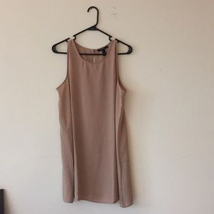 Cute taupe dress